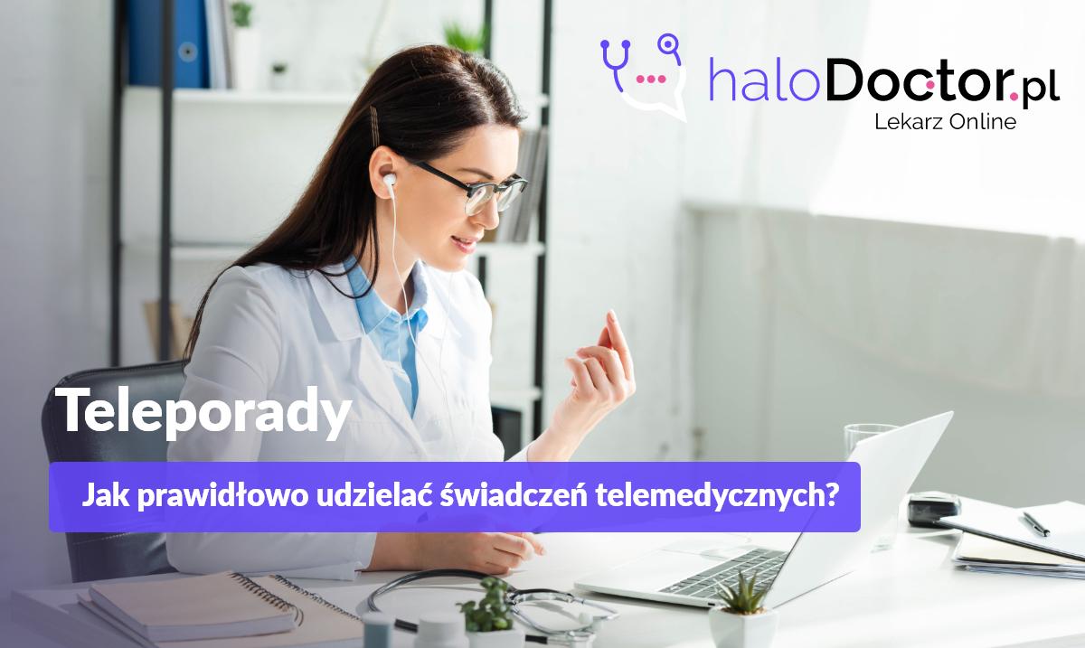 teleporady - lekarze online