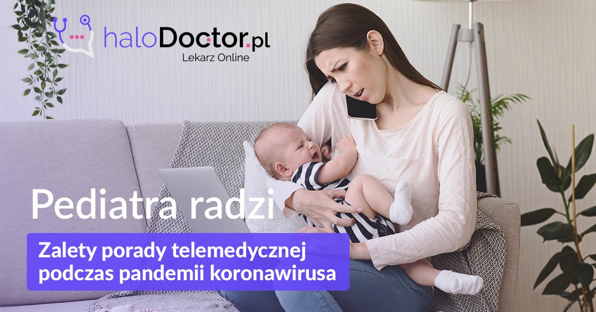 porady pediatry online