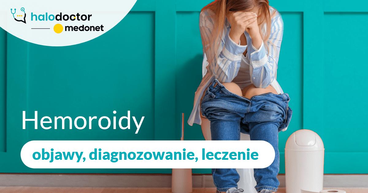 hemoroidy