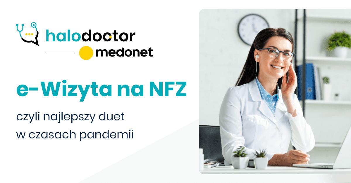 czat z lekarzem na NFZ